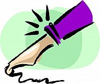 Illustration of pen