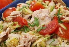 Kuskus so zeleninou Pasta Salad, Quinoa, Risotto, Potato Salad, Rice, Potatoes, Chicken, Meat, Ethnic Recipes