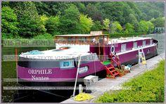 péniche barge - Recherche Google