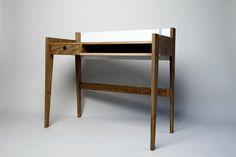 desk, Schreibtisch