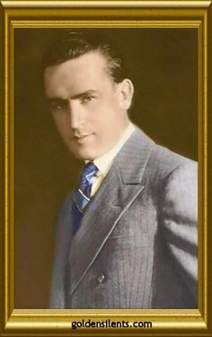 Harold Lloyd, Silent Film Star - married to Mildred Davis 1893-1971