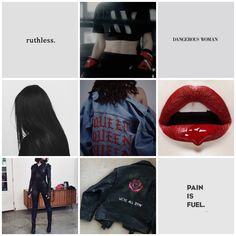 Badass Aesthetic, Red Aesthetic, Character Aesthetic, Isabelle Lightwood, Slytherin Aesthetic, Slytherin Pride, Aesthetic Collage, Dangerous Woman, Aesthetic Wallpapers