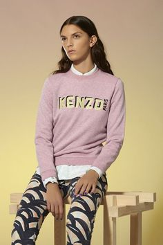 Kenzo KENZO Tag Sweatshirt - Kenzo Sweatshirts  amp  Sweaters Women - Kenzo  E-shop 5a072e150