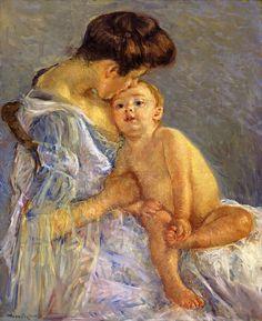 Mary Cassatt (1906)