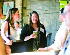 Event Snapshots: ISES Eats, Drinks and Tours Locally | Fall 2015