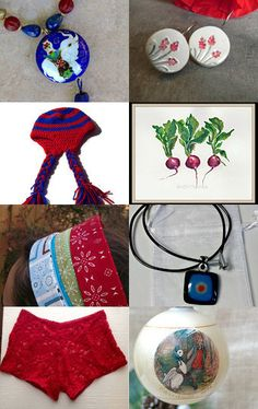 Christmas in July Sale by Phyllis on Etsy--Pinned with TreasuryPin.com