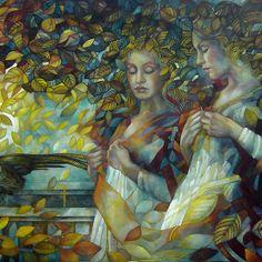 The passage: Elisabetta Trevisan