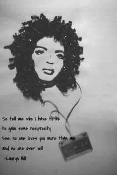 The Ex-Factor -Lauryn Hill