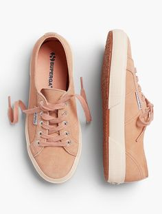 Superga(R) Sneakers - Suede | Talbots