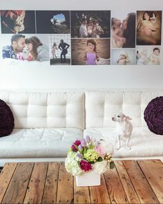 Wallpaper Dress Up Your Walls : Liven Up Your Living Room with Photo Wallpaper  Photo Wallpaper ...