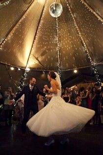 The glamping trend continues. Laura and Toms tipi wedding with glamping, donkeys, umbrellas and love