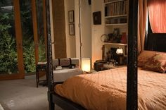 and of course for the master bedroom its edward cullens bedroom from eclipse :)