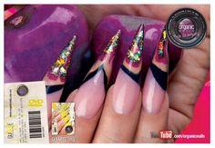 Guiarte 010... Organic® Nails