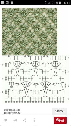 #haken, gratis teltekening, haakschema, steek, techniek, shawl, #haakpatroon, #crochet, free chart, diagram, stitch, technique