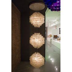 Verner Panton Fun Lamp - how nice does this lamp look?