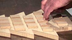 Muni de la scie à chantourner Dremel Moto-saw, vous allez pouvoir confectionner un magnifique calendrier de l'avent ! Vous pourrez l'utiliser chaque année et...