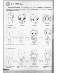 Chibi Tutorials Anime Chibi, Manga Anime, Chibi Characters, Anime Japan, Poses, Drawing Tutorials, Easy Drawings, Designs To Draw, Character Design