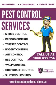 For more information, you can visit our website. Cockroach Control, Termite Control, Pest Control Services, Removal Services, Brisbane, How To Remove, Website