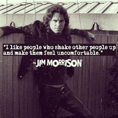 Poet, rock god and controversial bad boy, these Jim Morrison quotes on life, love and the universe show what an incredible philosopher he was too. Rock Quotes, Quotes To Live By, Me Quotes, 2pac Quotes, Band Quotes, Joker Quotes, Quotable Quotes, Blues Rock, Music Love