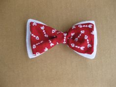 Valentines Day hair Bow!