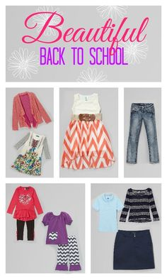 I'm pinning this to enter the Justice Back-to-School Sweepstakes - click the pin to enter too! [Promotional Pin]