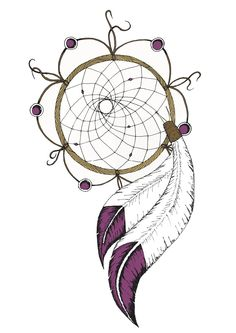 dream catcher | Can be seen on either side of the bow, Or on me and Crew Members, keep ...