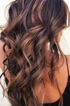 Oh. My. Gosh.!!!!!, , #haircoloridea, hair color idea, #ombrecurlyhair