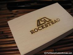 ROCKSTEAD KNIVES are recognized as a factory custom knife. Rocksted Knives have superior fit and finish. Rockstead Knives will please even the most discriminating collector.