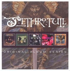 Amazon.co.jp: Jethro Tull : Original Album Series - 音楽
