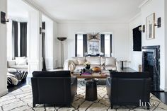 A Restored 1920s Pacific Heights Apartment
