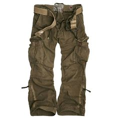 Men's Pants | Mens Cargo Pants | Cargo Jeans