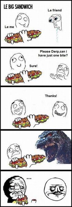 Le Big Sandwich