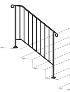 Best Stair Hand Rails For Porches And Decks With Images 640 x 480