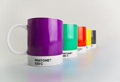 Pantone mugs. I used to work for this company!