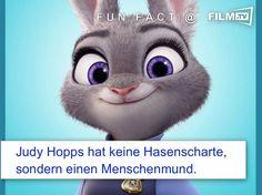 Ist euch das im Kino auch nicht aufgefallen? ;-)   #funfact #zoomania #disney