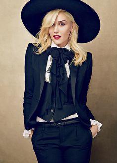 Gwen Stefani, Vogue, 2013