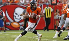 QB Paxton Lynch played like a rookie as the Broncos fell to the Falcons = Well, Paxton Lynch looked like a rookie. And despite some desperate rallying at the end, the first start of his NFL career ended with the first Denver Broncos' loss of the season.  It was easy to hope Lynch would.....