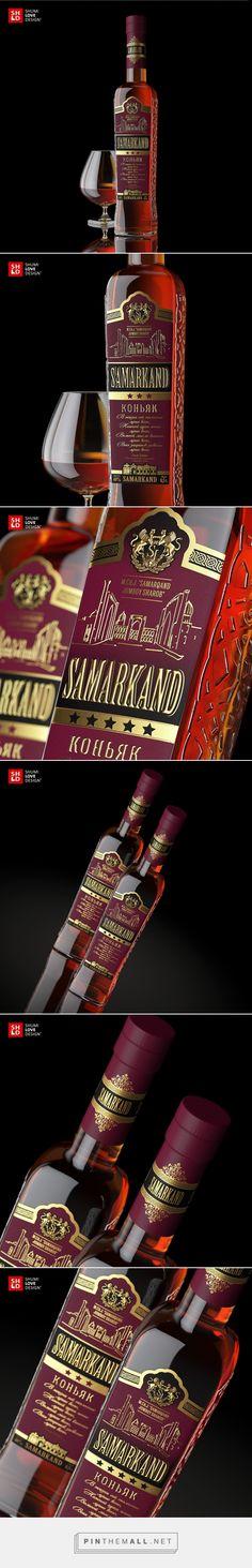 Samarkand - Packaging of the World - Creative Package Design Gallery - http://www.packagingoftheworld.com/2016/09/samarkand.html
