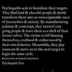 Yep bipolar psychopath's with severe mental illness are known to do this ( or at least try lol ) Bad Relationship, Abusive Relationship, Toxic Relationships, Narcissistic Behavior, Narcissistic Sociopath, Severe Mental Illness, Psychopath Sociopath, Narcissistic Personality Disorder, The Ugly Truth