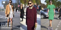 The Bazaar Commandments: How to Make Your Outfit Look Expensive