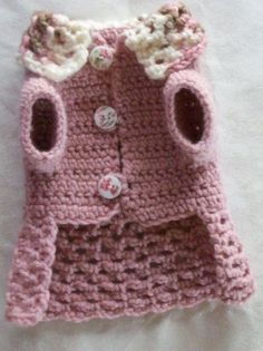 Dog Sweater Knitting And Crochet