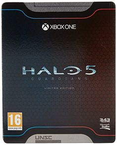 Halo 5: Guardians - Limited Edition (Physical Disc) - Xbo...