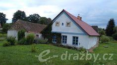 Chalupa s pozemky (1 190 m2), Tábor, Třebějice 24 - Reality.iDNES.cz