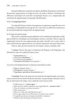 Página 244  Pressione a tecla A para ler o texto da página