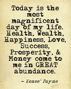 the Money and Law of Attraction - The Astonishing life-Changing Secrets of the Richest, most Successful and Happiest People in the World Positive Schwingungen, Positive Thoughts, Positive Vibes, Positive Quotes, This Is Your Life, Day Of My Life, Quotes To Live By, Life Quotes, Success Quotes