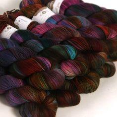 Hedgehog Fibres — Cabaret, Sock Yarn