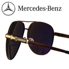 bdfdda39beb Mercedes-Benz Sunglasses Polarized Sports Men Coating Mirror Driving Sun  Glasses oculos Male  Mercedes  Eyewear Accessories