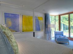 How To Use Abstract Art In Your Home Without Making It Look Out Of Place