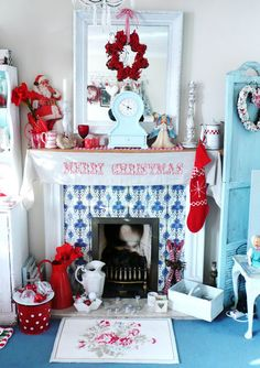 HAPPY LOVES ROSIE: Christmas Inspirations Past and Present
