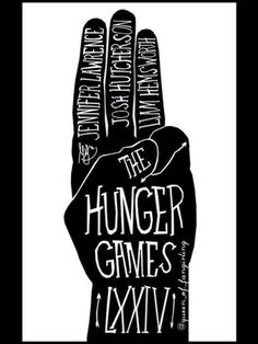 THE HUNGER GAMES!!!!